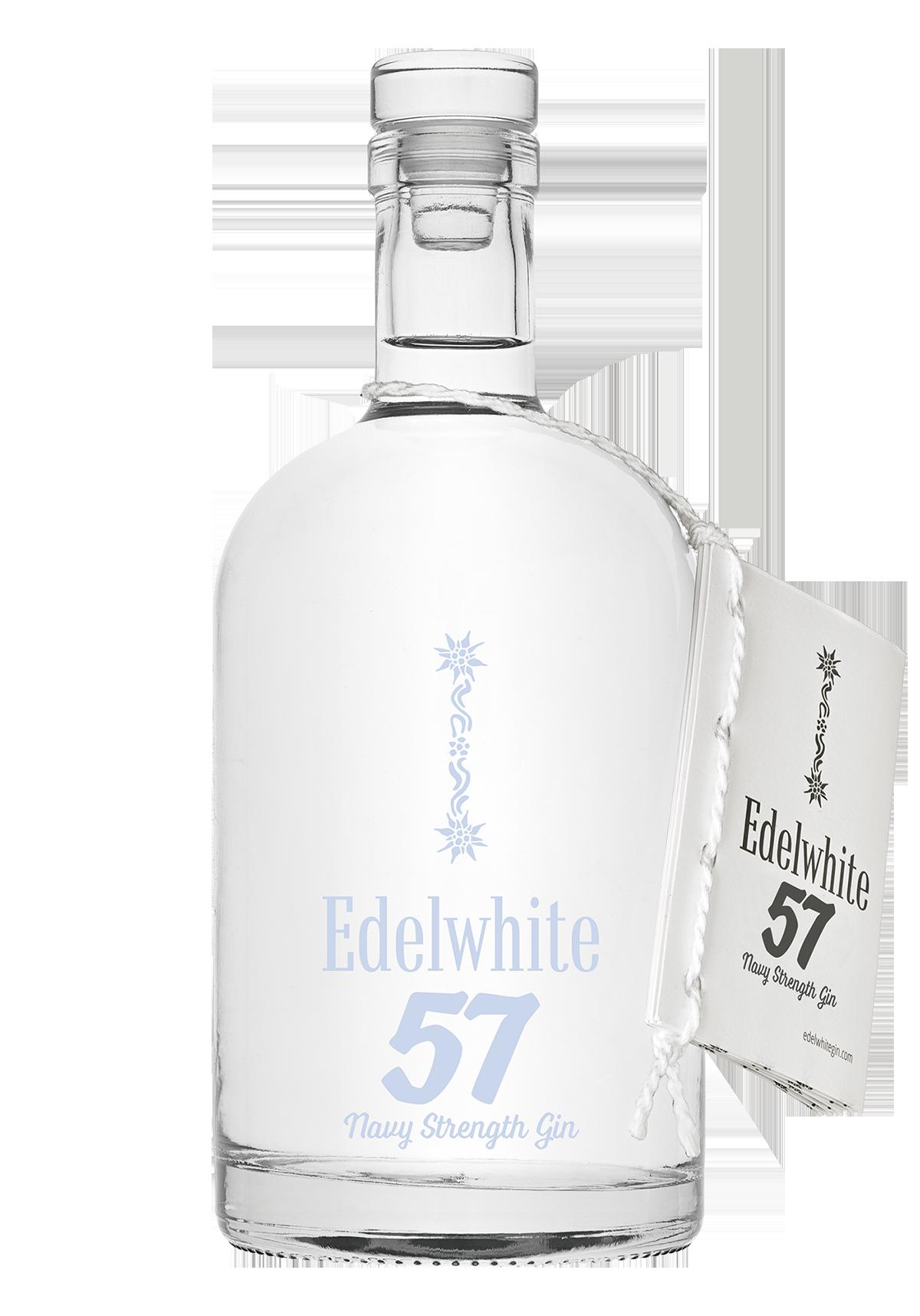 Edelwhite 57 Flasche